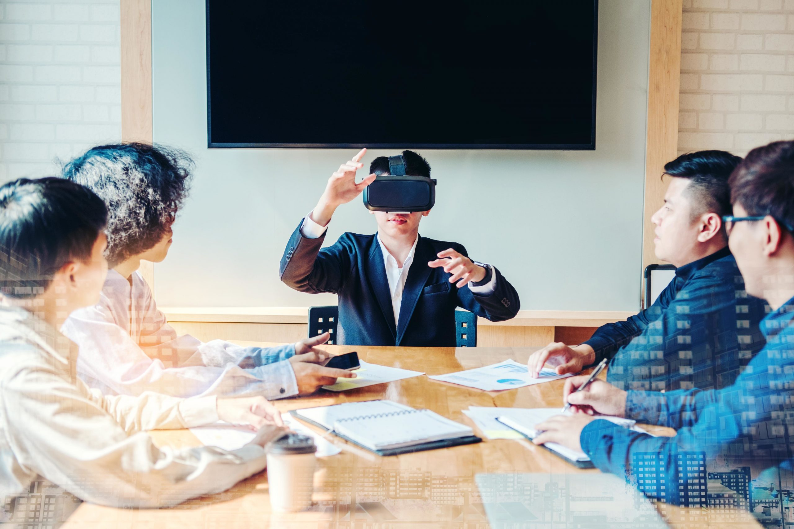 6 Reasons to Use Virtual Reality Onboarding