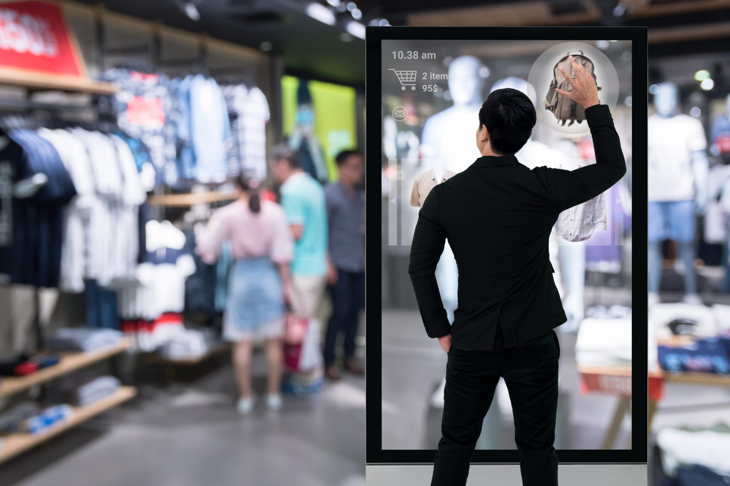How AR Improves Customers' Retail Experience