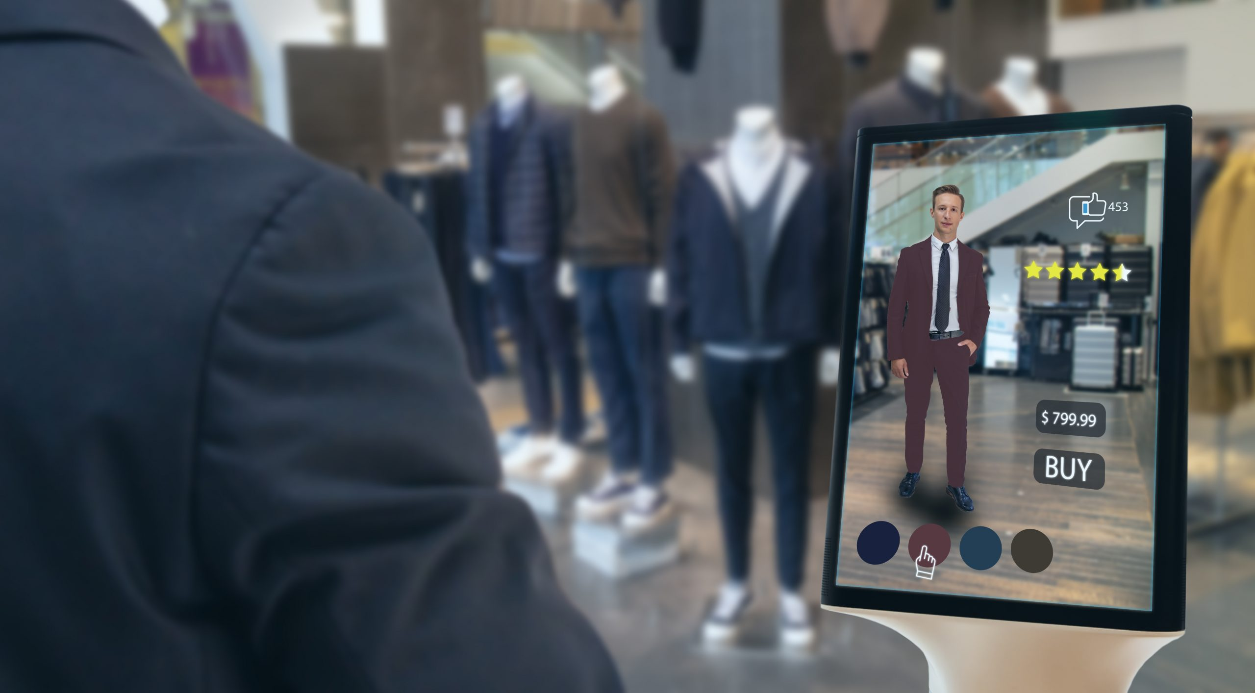 How are AR and VR Transforming Retail?