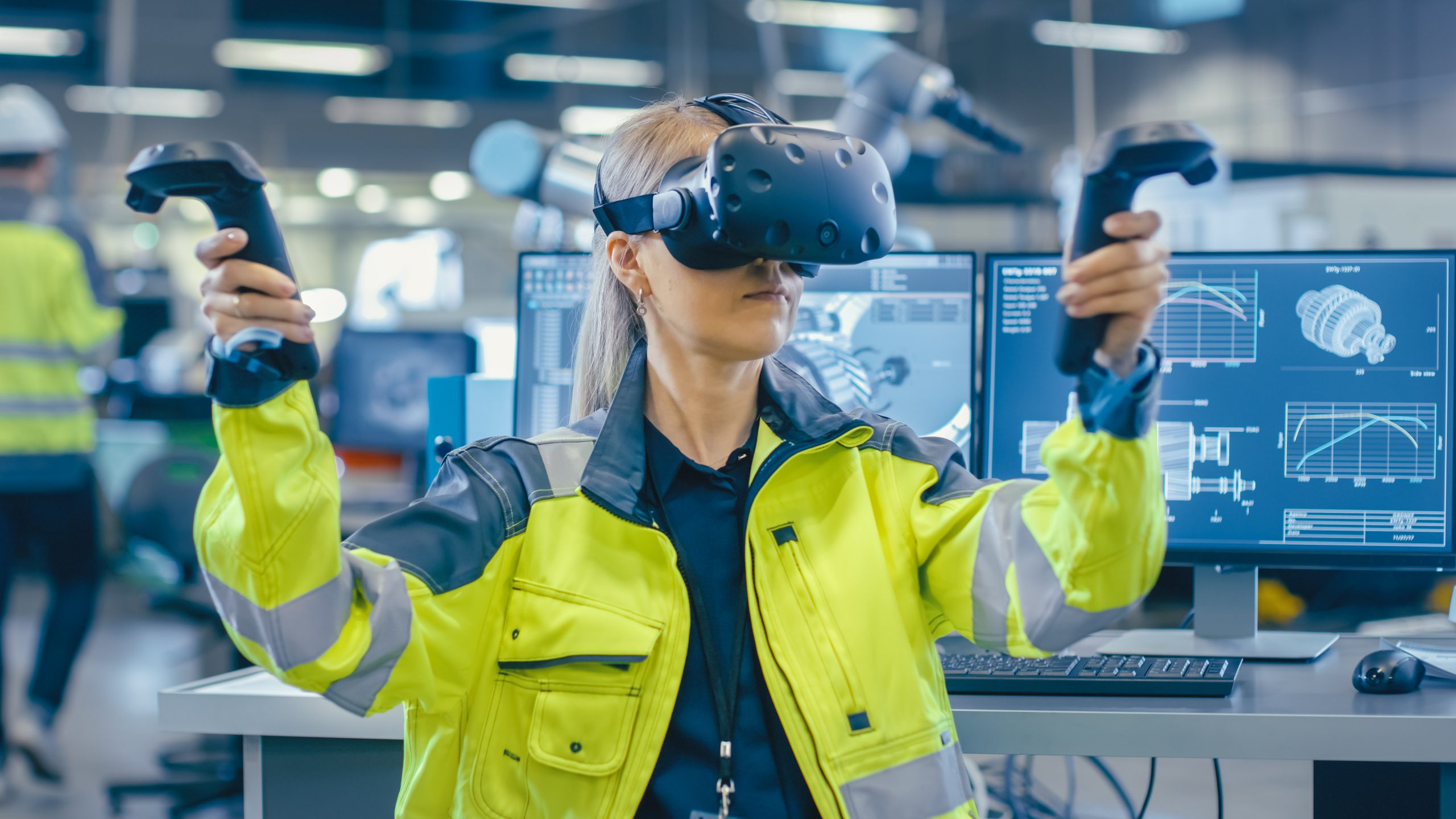 VR Meets HR: Enterprise Solutions for a Covid-world (and Beyond)